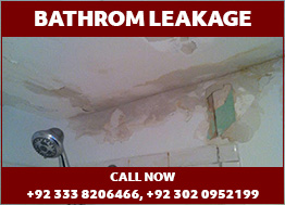 Bathroom Leakage & Seepage