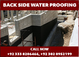 BackWall Water Proofing