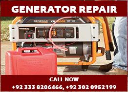 Generator Repair / Maintenance
