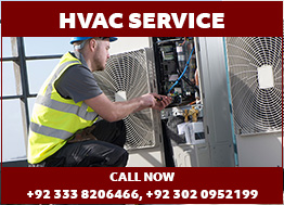 Central Heating & Cooling System